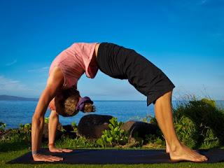 Oceanfront Yoga Update